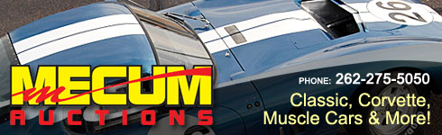 Mecum Collector Car Auctioneers
