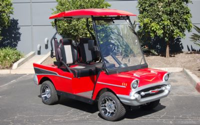 MID 50'S Chevy Electric Carts ACG