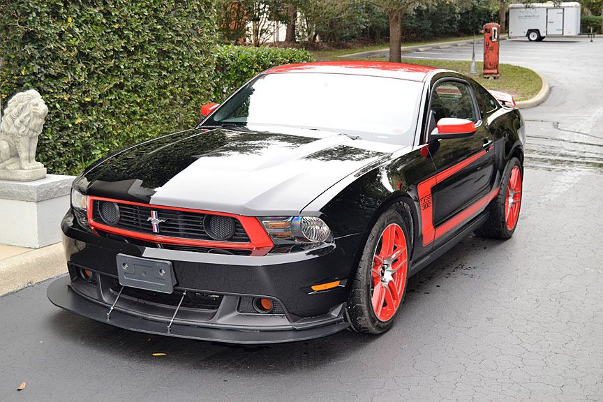 2012 Mustang For Sale >> 2012 Ford Mustang Boss 302 Laguna Seca Edition For Sale Autabuild Com