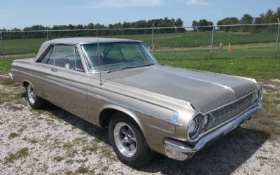 1964 Dodge Polara 500 Gold Edition 2 DR. Hardtop