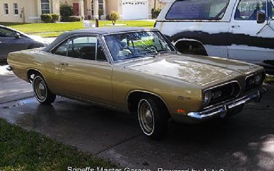 1969 Plymouth Barracuda 340 S Coupe