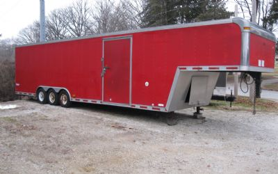 2005 Pace American Shadow Gooseneck