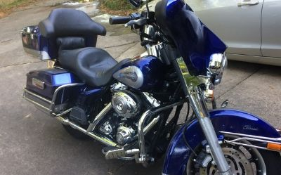 2007 Harley-Davidson Flhtc-1584-Electra-Glyde-Classic-