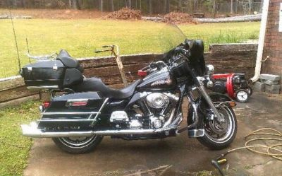 2007 Harley-Davidson Flhtc-Electra-Glide-Classic